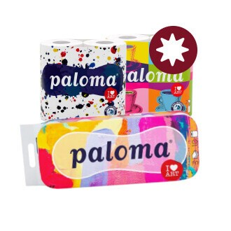 PALOMA SUPER % ON ART-LIMITED EDITION